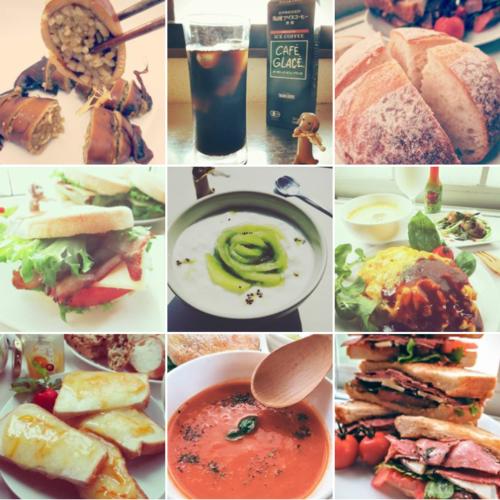 Instagram 食べ物 アポロパパ